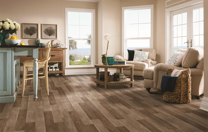 What's the Difference Between Luxury Vinyl and Laminate Flooring?