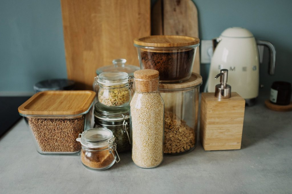 How to Organize Your Kitchen Countertops